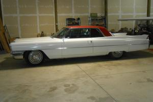 ESTATE SALE 63 COUPE DEVILLE ,81K MILES ,LOW RESERVE