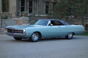 Chrysler Three Hundred Convertible