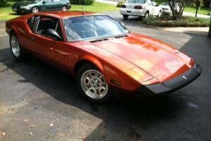 533 c.i. Big Block Ford Pantera