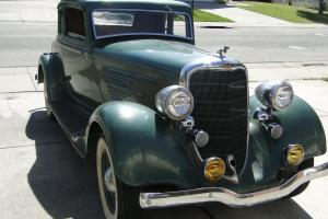 1934 DODGE DR DELUXE CLASSIC COLLECTABLE VINTAGE