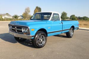 1970 1971 1500 C-20 CHEVROLET CHEYENNE 454 LOW MILES