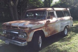 CARRYALL 4X4 PROJECT