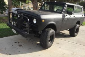 1974 Restored Harvasted International Scout II Photo