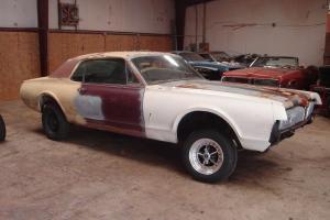 1967 Cougar GT 390 Former L-M Show Unit Solid Cali Car