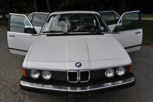 1984 BMW 733i /CLEAR TITLE/ make reasonable offer