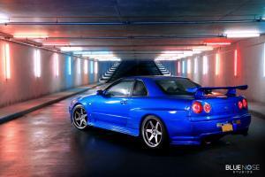 R34 R33 R32 skyline Silvia
