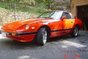 280 ZX Turbo Photo