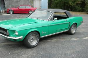 Ford : Mustang GT sprint B