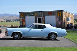 Mercury : Cougar stock Photo
