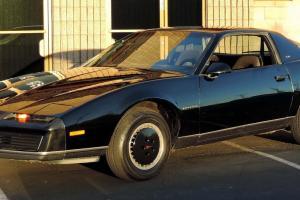 Pontiac : Firebird Knight Rider