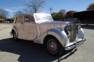 A GREAT CAR WAITING TO BE RESTORED
