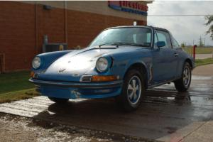 Porsche : 911 E Targa
