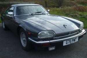 Jaguar XJS 5.3 coupe 1989 greg met grey import 2008 from japan low miles
