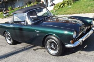 Sunbeam Tiger Celebrating 50th Anniversary