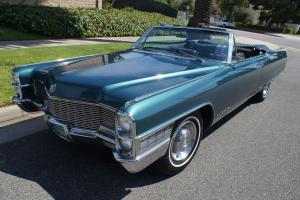 Cadillac : Eldorado ELDORADO CONVERTIBLE - I OF 2,125 BUILT IN '65!