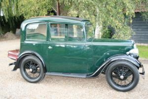 Austin Seven Ruby with interesting history,in great condition