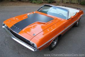 Dodge : Challenger R/T Hemi Convertible