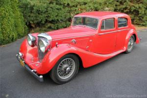 Jaguar : Other Mark IV 3.5 Liter Saloon