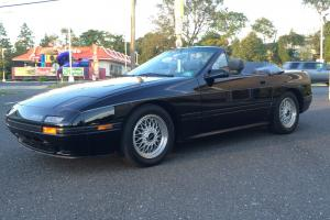 Mazda : RX-7 Convertible Photo