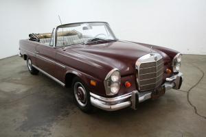 Mercedes-Benz : Other 250Se Cabriolet