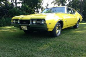 Oldsmobile : 442 442