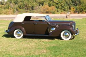 1938 Chrysler Imperial Convertible Sedan  One of 4 !!!!