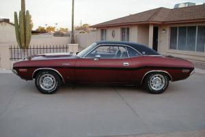 1970 DODGE CHALLENGER RT/SE FACTORY TRACK PAK CAR