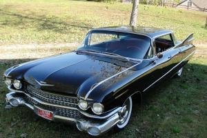 Cadillac : DeVille 4 Window Flat Top