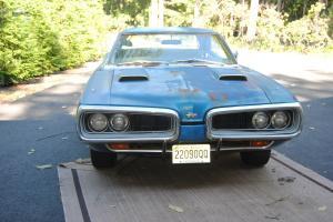Dodge : Coronet v code 440 six pack superbee