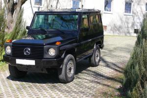 Mercedes-Benz : G-Class 3doors