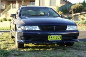 Mitsubishi Magna 1999 Executive Sedan 3 5 V6 5 Speed in Bathurst, NSW