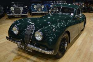 1953 Jaguar XK120 DHC RHD