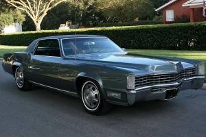 Cadillac : Eldorado COUPE - TWO OWNER - 67K MILES