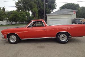 Chevrolet : El Camino SS
