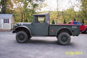 Dodge : Power Wagon  m37