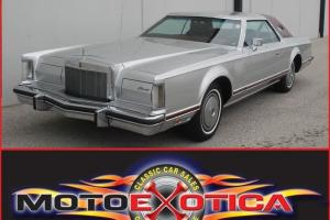 Lincoln : Continental Low miles