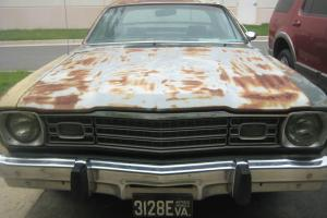 Plymouth : Duster P Code