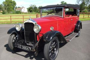 1929 Humber 16/50 Tourer
