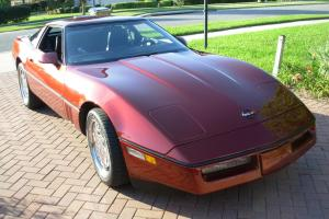 Chevrolet : Corvette Z51 (Performance Package)