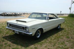 Plymouth : GTX Belvedere II