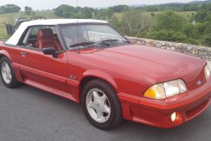 Ford : Mustang GT Convertible