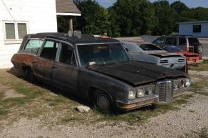 Pontiac : Other COACH HEARSE
