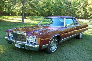 Chrysler : New Yorker BROUGHAM