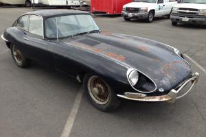 Jaguar : E-Type FIXED HEAD COUPE, SERIES 1.5