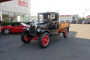 Rare 1928 International Harvester Photo