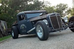 RAT ROD Photo