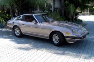 Nissan 83   280zx  Coupe Series II T-Top  T5   12k Rest