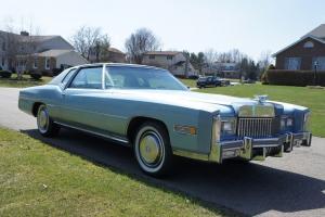 Cadillac : Eldorado Coupe