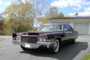 Cadillac : Fleetwood 75 Series