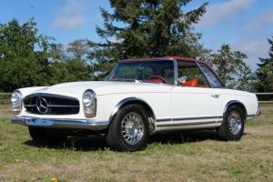 Mercedes-Benz : 200-Series 250SL